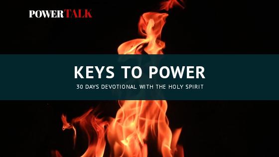HOLY SPIRIT | Power Talk | Page 2